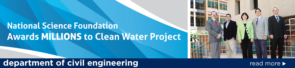 National Science Foundation Awards Millions to Clean Water Project
